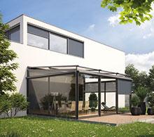 Zukunftsorientiertes Bauen: nicht ohne Sonnenschutz!